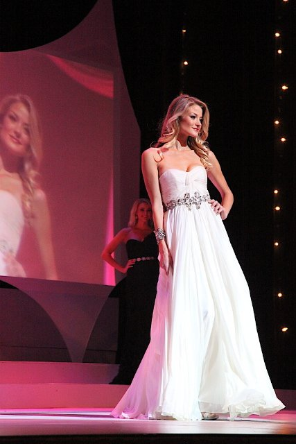 Miss Michigan USA 2011 Channing Pierce