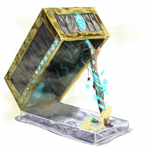 The Mouse Hunt Guide: Trap Recipe - Ancient Box Trap