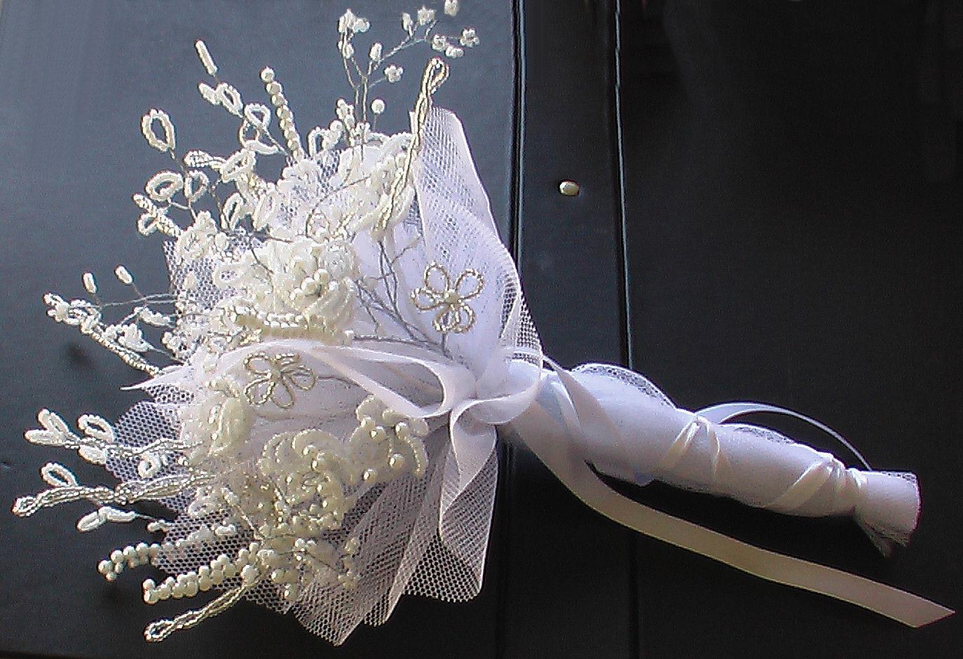 Krafbunga Wedding Bouquet Craft