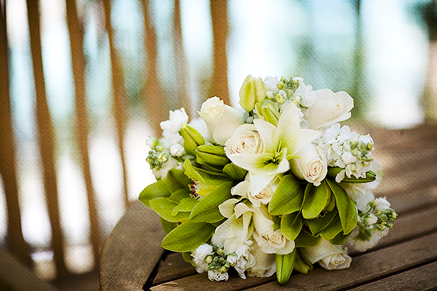 Wedding Flowers White Green : Krafbunga green and white orchid wedding flowers