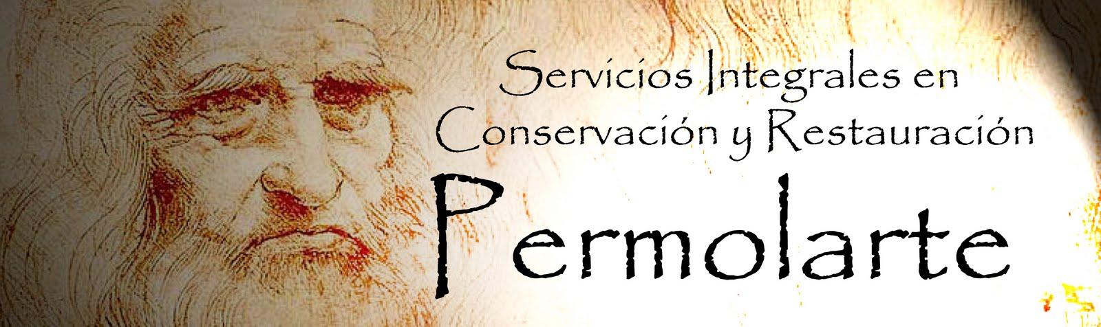 PERMOLARTE   (Conservación - Restauración)