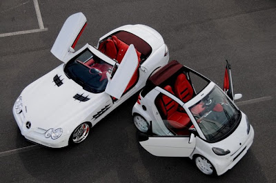 Brabus McLaren Smart Fortwo