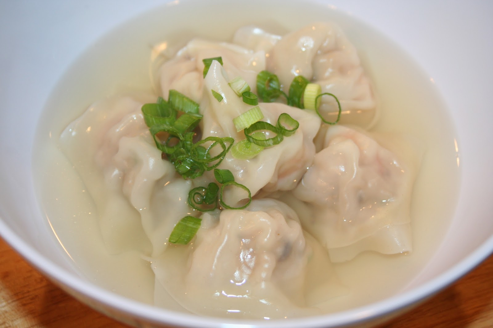 How to Make Wonton Soup