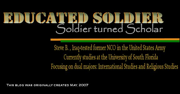 Educated Soldier