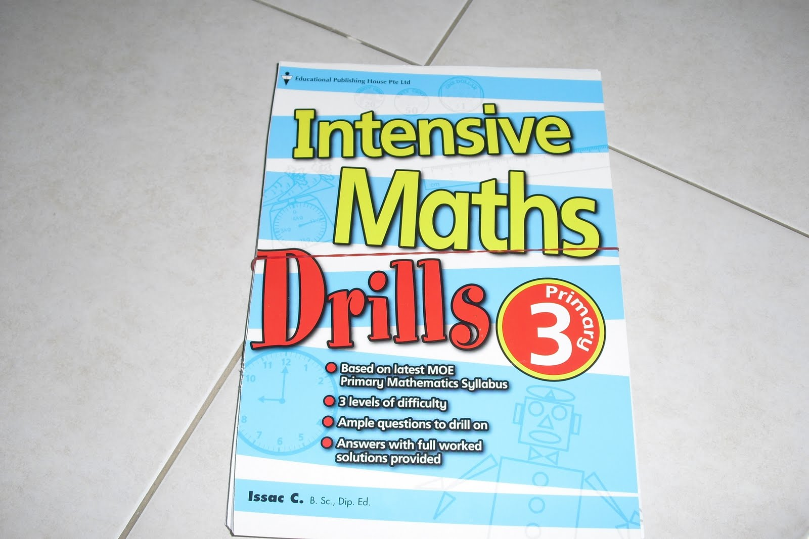Assessment Books for SALE: Primary 3 Maths - Assorted Books (Sold ...