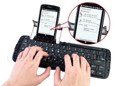 карманная клавиатура