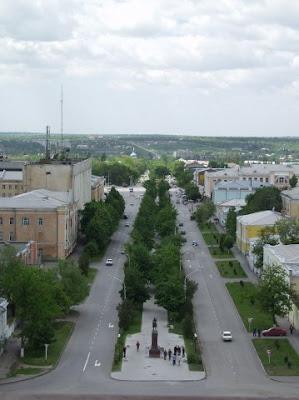 Платовский проспект фото Новочеркасска
