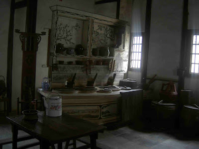 Old English Kitchens