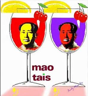 Maori: Parody of Mao Zedong