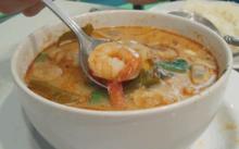 Thai Tim Yum Soup