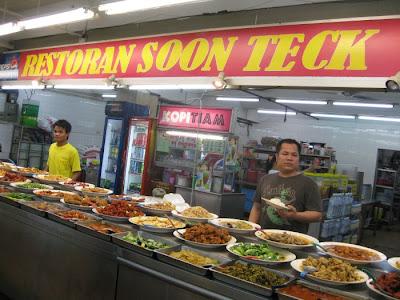 Restoran Soon Teck, Sungei Wang Plaza, Bukit Bintang