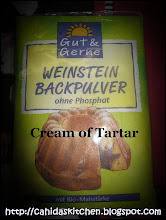 German's Baking Products