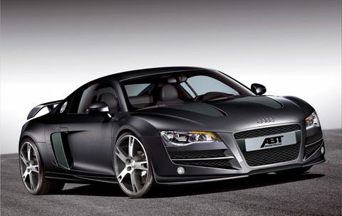 symbolic of Audi victories