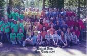 Girls camp 2007