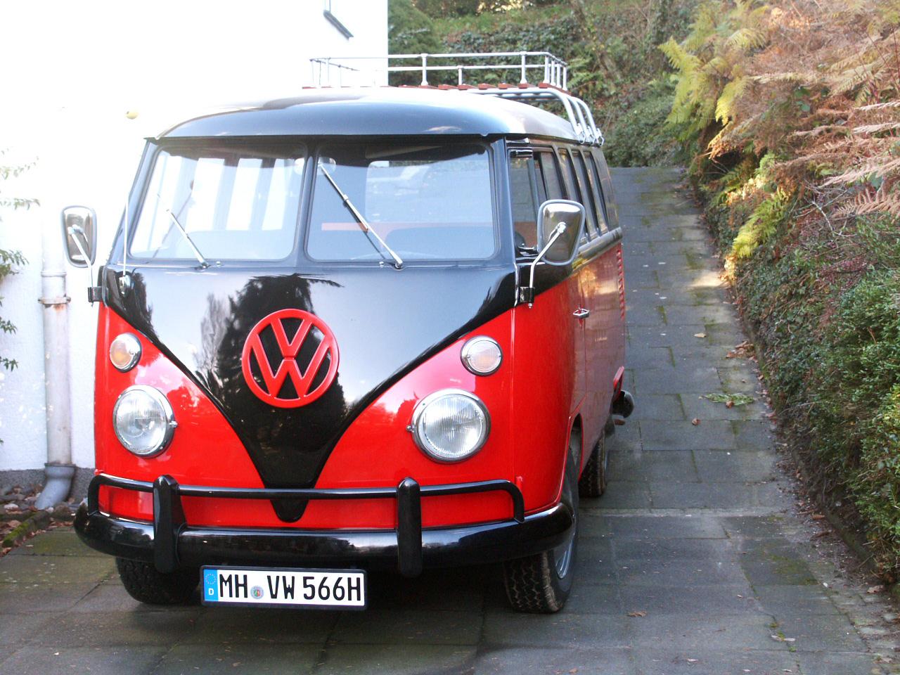 2011: Volkswagen's Bulli
