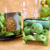 4 x 4 Personalized Green Granny Smith Apple Boxes