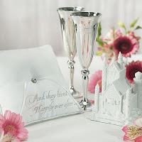 Cinderella Theme Wedding Accessories Collection