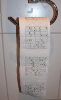 Sudoku-Klopapier