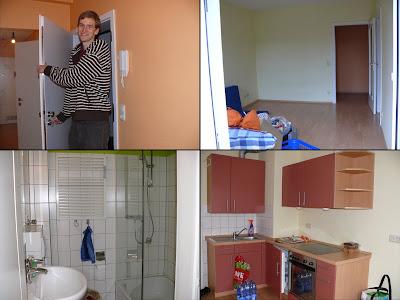 Max Wohnung vorher