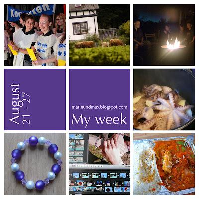 My week (1)