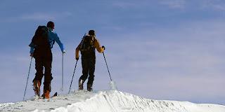 El Ski de montaña