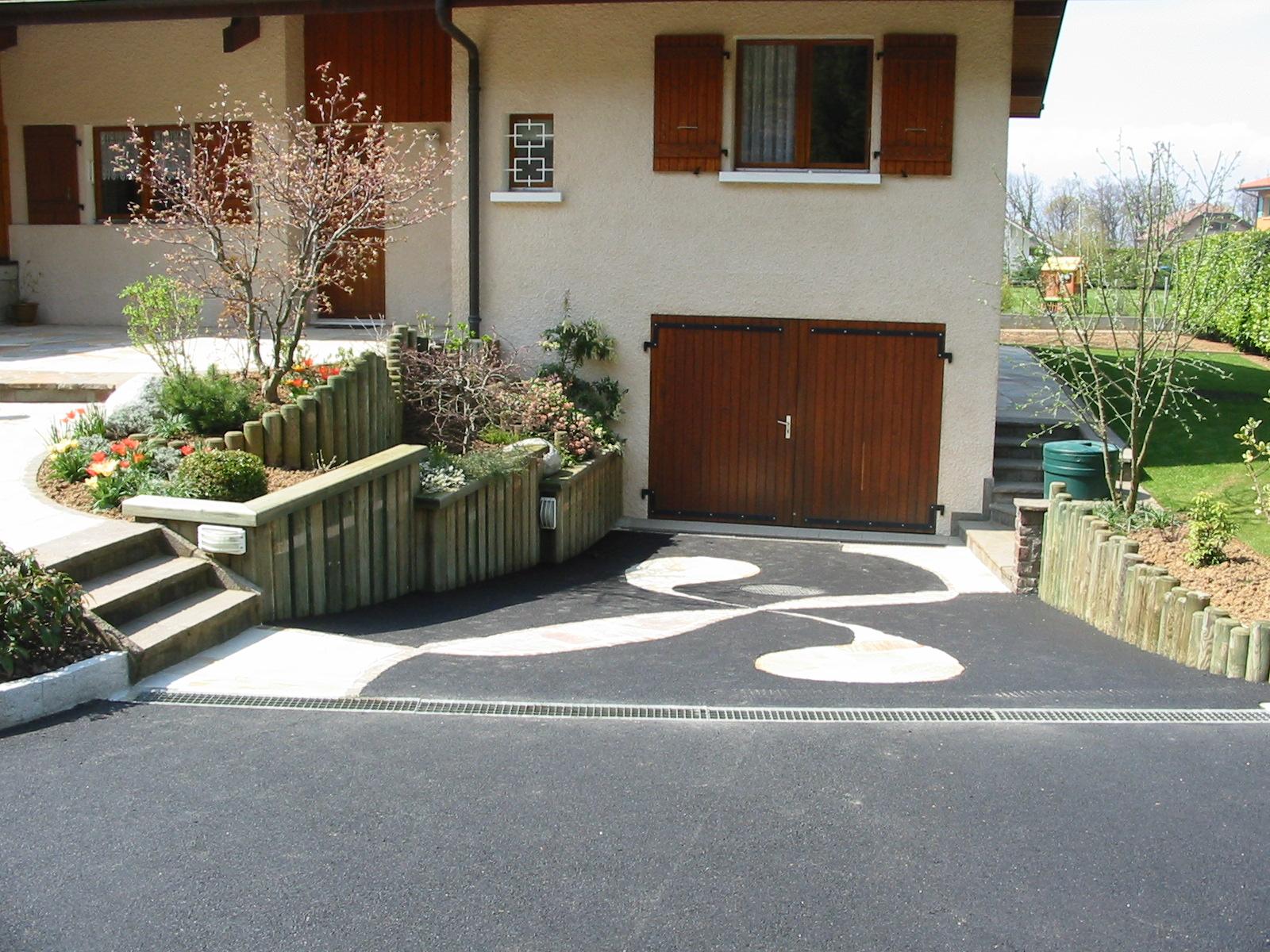 Paysagiste Et Am Nagement De Jardin Thonon Et Annemasse Murets Cl Tures