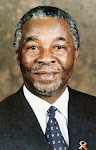 CDE THABO MVUYELWA MBEKI, STATE PRESIDENT OF THE REPUBLIC!