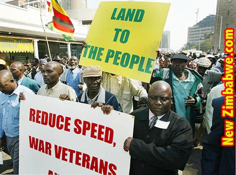 """ZANU-PF MUST RID ITSELF OF MUGABE!"""""""