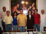 Irmã Manuela- Visita Seminário