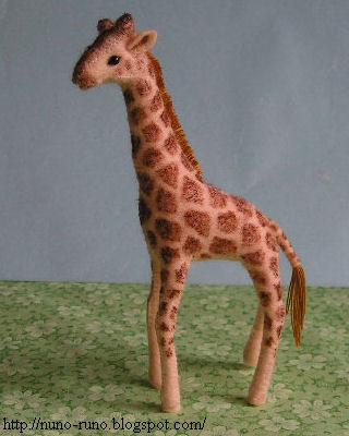 Чувствовавший жираф