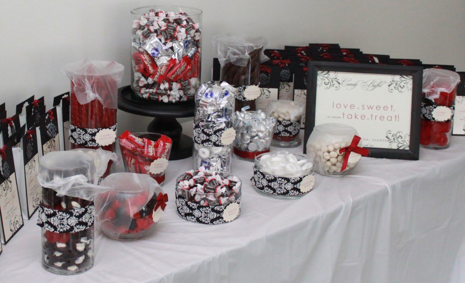 Candy Buffets on Pinterest   Candy Buffet, Jordan Almonds ...