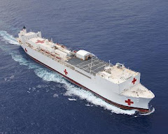 Hospital Ship USNS Mercy
