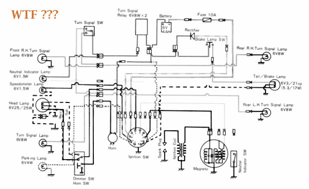 the motor surf blog pieces of the pie gettin weird with wires rh themotorsurfer com wiring diagram nissan tiida wiring diagram for nissan nv200