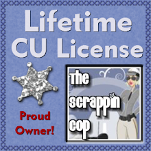CU License Scrappin&#39; Cop