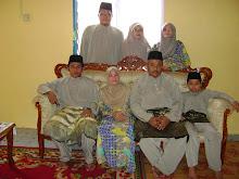 Keluargaku..hayatku