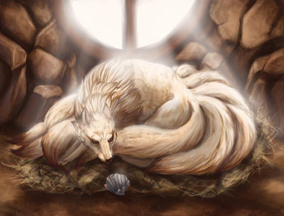 Ninetails_and_Shellder_by_Leashe.jpg
