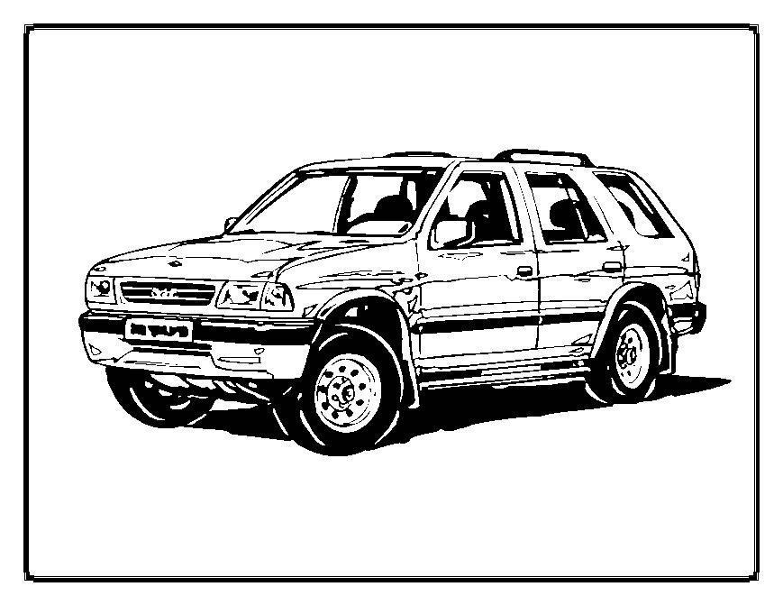 free printable cars coloring pages - photo#32