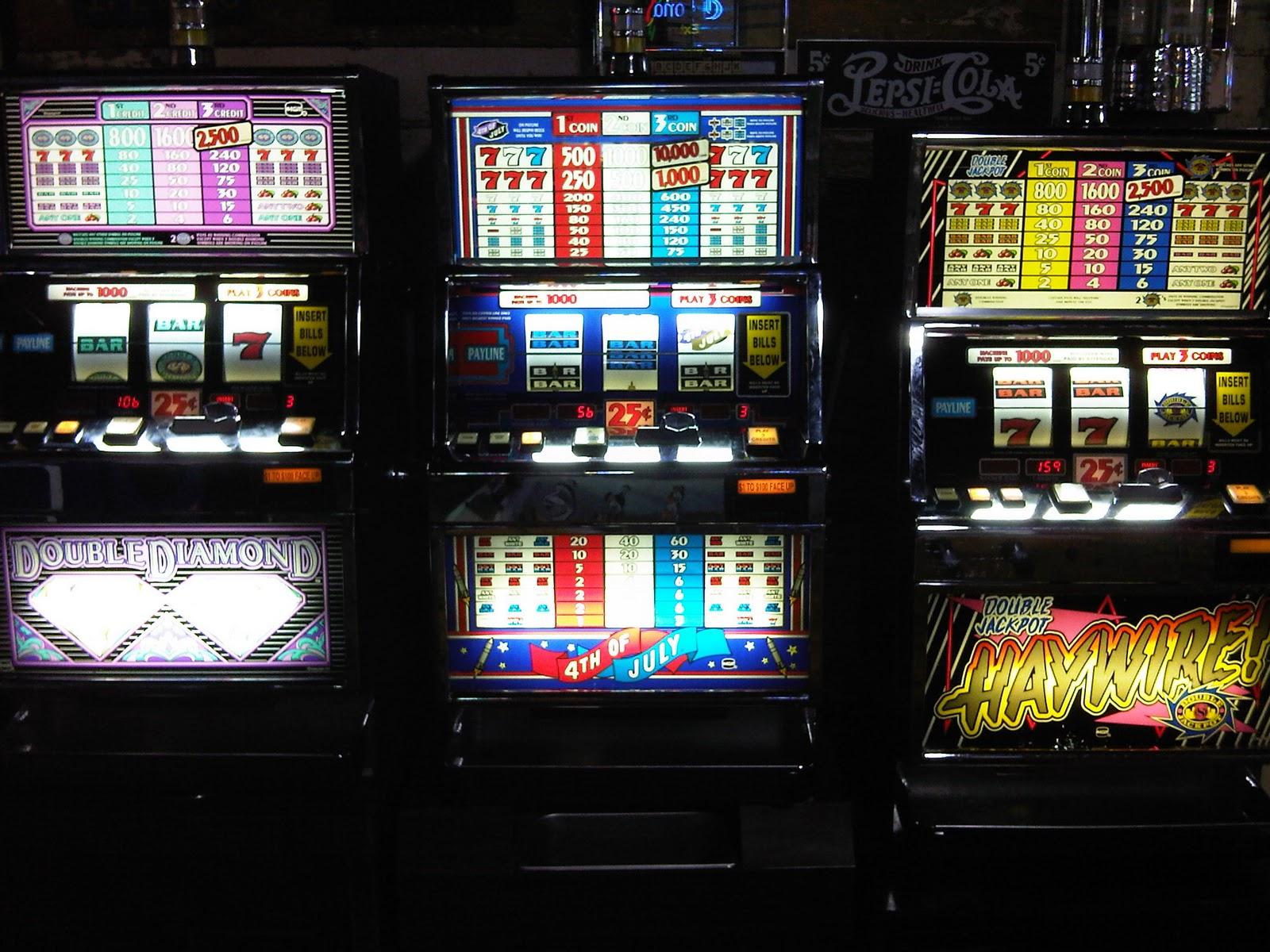 Slot machine repair salt lake city