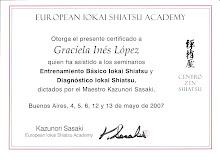 European Iokai Shiatsu Academy