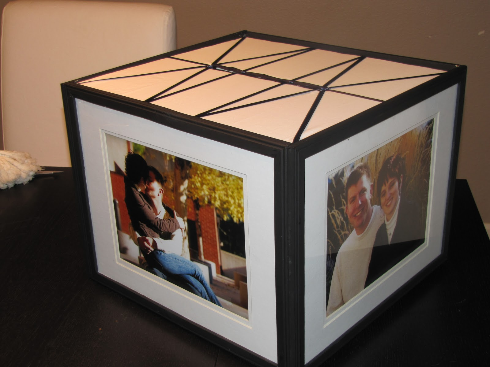 Diy Wedding Card Box Fabric Wedding Cards