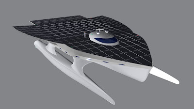 planetsolar.pv.boat Around the world with solar energy