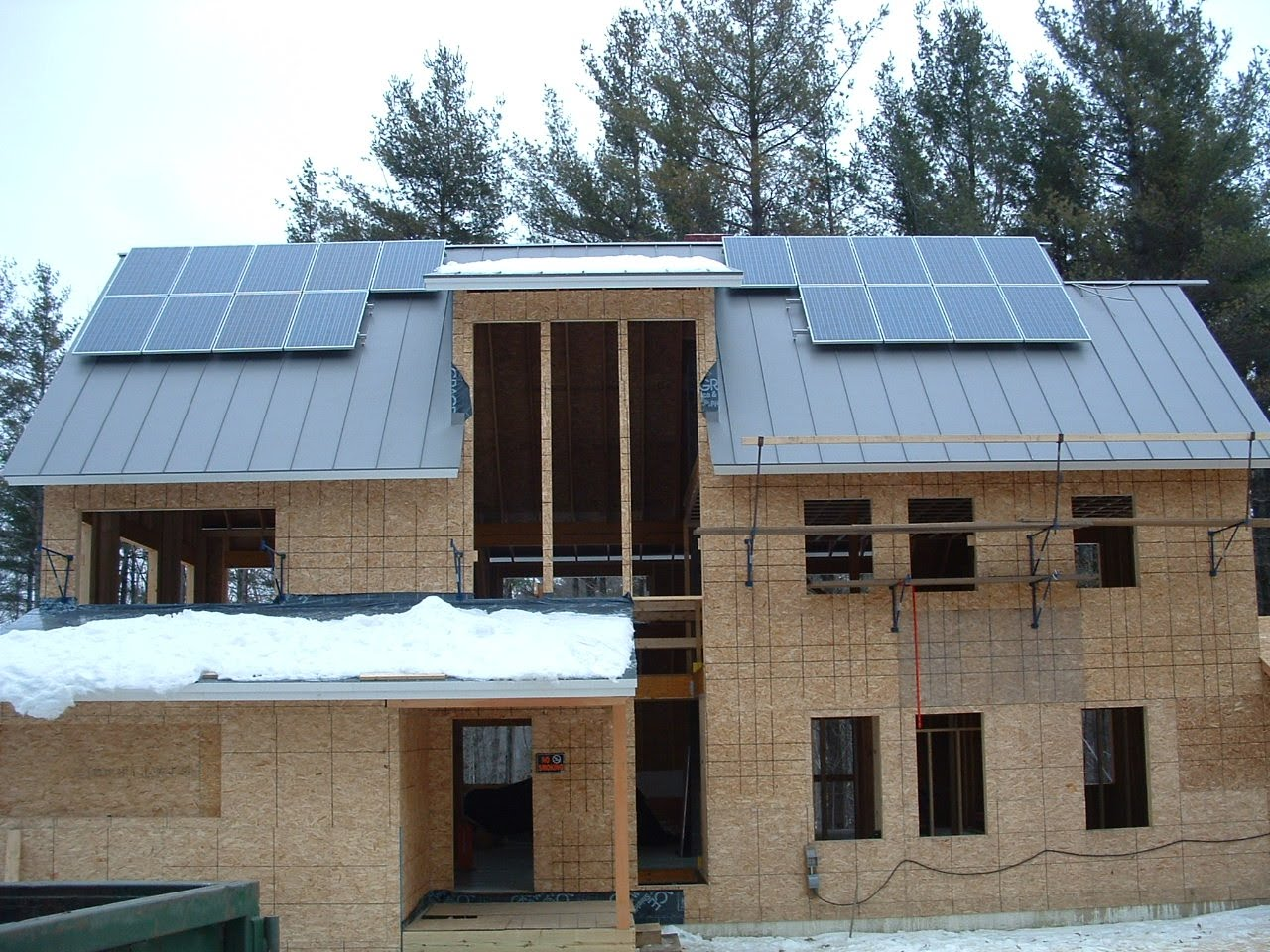 Captivating Attaching Solar Panels To A Metal Roof