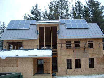 frase.elec Attaching Solar Panels to a Metal Roof