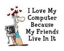 """I love my computer"""