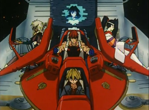 Outlaw Star Wallpaper. passed away Outlaw+star
