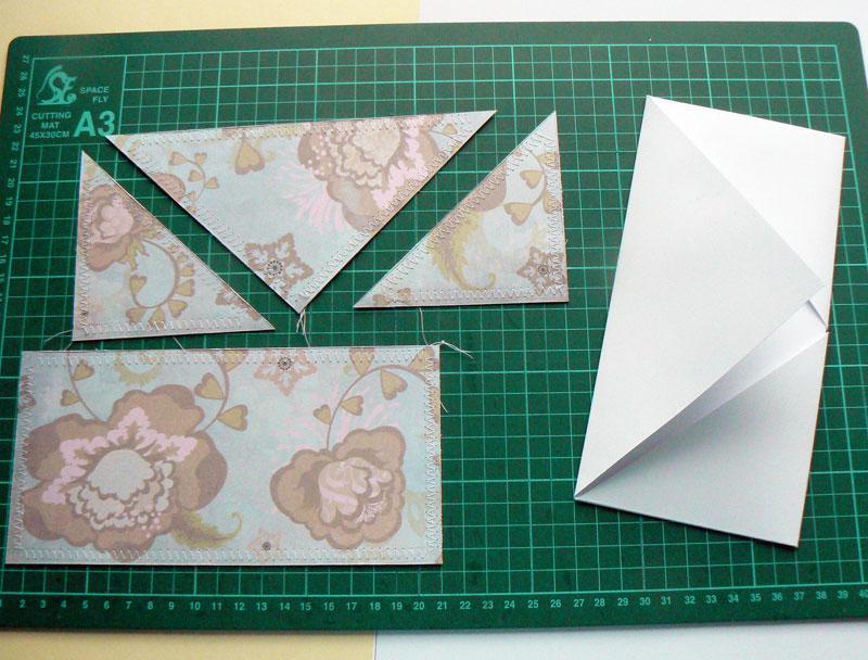 Сделать конверт своими руками видео фото