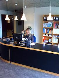 Gymnasiebibliotekar Louise Urban Andersen