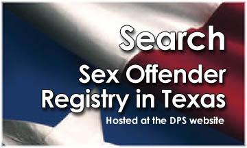 Search for Sex Offenders