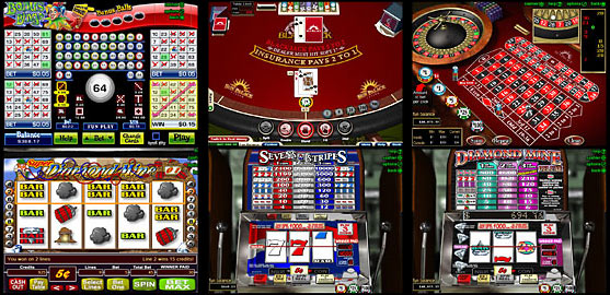 online casino software online gaming