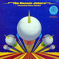 The Cosmic Jokers album cover